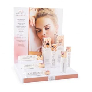 Display Maxelle - leeg (Display Maxelle - leeg - Blonde)