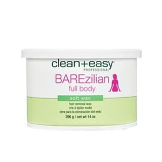 Clean & easy BAREzilian hard wax (Clean & easy BAREzilian hard wax 396gr)
