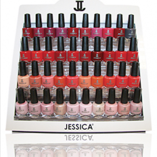 Jessica Artfully Polished Fashion Colour Display (Jessica Artfully Polished Fashion Colour Display)