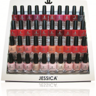 Jessica Artfully Polished Fashion Colour Display Empty (Jessica Artfully Polished Fashion Colour Display Empty)